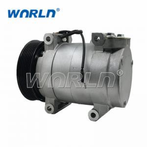 China Auto AC Air Conditioner Compressor For Isuzu Truck PK7 12V VECOMP HARR wholesale