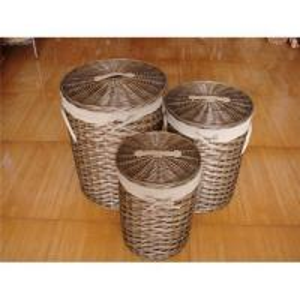 China Willow (laundry )baskets wholesale
