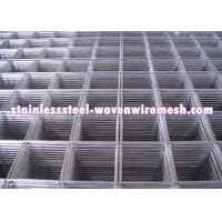 China Custom Stainless Steel Welded Wire Mesh Sheet / Roll Wear And Abrasion Resistance wholesale