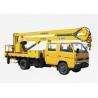 China Telescopic Boom Lift Truck wholesale