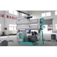 China Ring Die Aquatic Feed Pellet Mill for Making Sinking Fish Feed wholesale