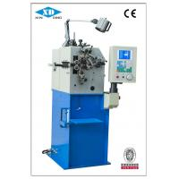 China Accuracy Small Compression Coil Spring Machine High Speed 550pcs / Min Two Servo Motor on sale