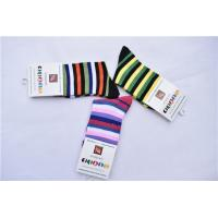 China Foshan factory wholesales colored middle tube men socks colored men socks on sale