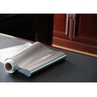 China Standard Aluminium Foil Roll Protecting Food In The Freezer 100 M Length 0.009 mm Thickness wholesale