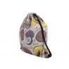 China Cheap Promotional Drawstring Bag Backpack , Custom Large Drawstring Bags wholesale