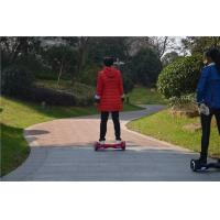 China Two Wheels Handsfree Electric Scooter , Smart Balance Wheel Hoverboard wholesale