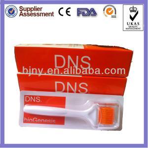 Cheap!!! DNS dermaroller buy micro needling for acne scars,most popular skin care dermaroller for foreign wholesaler