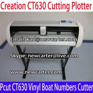 China Creation Cutting Plotter CT630 Vinyl Sign Cutter 24 Cutting Plotter CT630 Main Board Decal wholesale