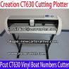 Buy cheap Creation Cutting Plotter CT630 Vinyl Sign Cutter 24 Cutting Plotter CT630 Main from wholesalers