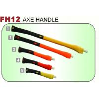China FH12 axe hatchet fibre glass handle with rubber grip wholesale