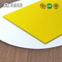 Optical Grade 17mm Anti Static Acrylic Sheet Scratch Resistance For Painting