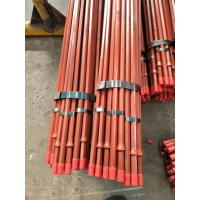 China H19 H22 H25 Carbide Tapered Drill Rod Taper Rock Rod With ISO9001 Standard wholesale