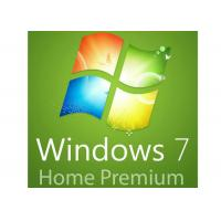 Quality Microsoft Windows 7 Home Premium 32 & 64 BiT OEM by E-Mail All Languages for sale