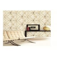 PVC embossed wallpaper modern design fashion living room sitting room