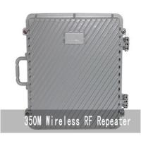 China 350MHz wireless RF repeater cellphone amplifier signal booster wholesale