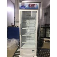 China R600a Commercial Drinks Fridge / Auto Defrost Refrigerated Display Cooler on sale