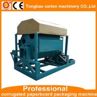 China automatic egg tray machine pulp moulding machine wholesale