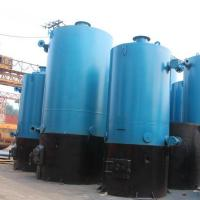China Vertical Double Coil Structure Biomass Wood Fired Thermal Oil Boiler for Sri Lanka wholesale