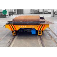China Factory direct motor driven electric transfer carriage for workshop wholesale