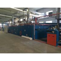 China High Speed Stenter Finishing Machine Siemens Operating Control System wholesale