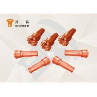 China Small Micropiling Drilling RC Drill  Bit / Geothermal Drill Bits High Efficiently wholesale
