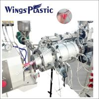 China Promotional ppr pipe production line / ppr pipe extrusion machine in China on sale