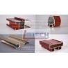 China Multi-functional membrane profile wrapping machine wholesale