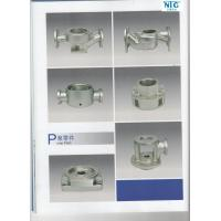 China High Precision Valve Casting Parts / Investment Casting Products With CNC Milling Machining wholesale