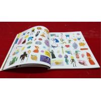 China Commercial Softcover Book Printing / Soft Bound Book Printing Anti - Counterfeiting Finishes wholesale