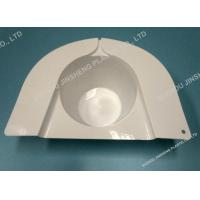 China Polypropylene Specimen Collector Pans 800Cc Propene Polymer Commode Hat wholesale