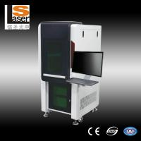 China Portable Laser Marker Machine Mark On Brass Cooper , Small Laser Marking Machine wholesale