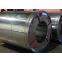China Anti - Scratch Cold Rolled Galvanized Steel Coil Used For Corrugated Roof And Wall wholesale