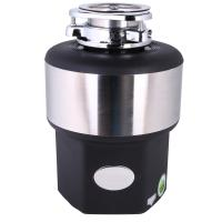 China DSHZ New Kitchen Food Garbage Processor Disposal Crusher AC motor black color wholesale