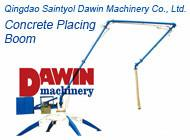 China 13m 15m 17m 29m 33m Mobile and Tower Concrete Placement Boom Jumbo Placer wholesale
