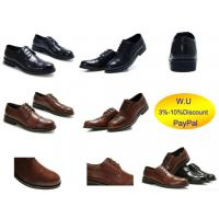 China Latest Style Mens Leather Dress Shoes wholesale