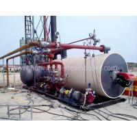 China 0.5MW-25MW Thermal Oil Boiler , Thermal Flooding Boilers For Paper Factory on sale