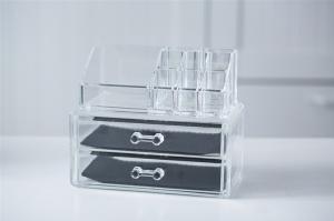China 23.85x15.3x18.8CM Cosmetic Tabletop Jewelry Organizer wholesale