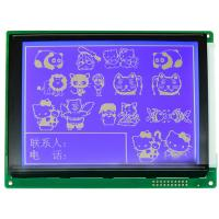 Quality Dot Matrix Type Graphic LCD Display Module COB Bonding Mode For Communication Equipment for sale