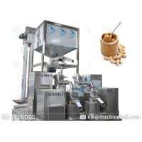 China Henan GELGOOG Industrial Nut Butter Grinder , High Automation Peanut Butter Processing Machine on sale