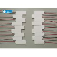 China Industrial Peltier Thermoelectric Modules 25mm Length 25mm Width wholesale