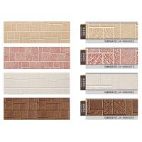 China Anti Dust Faux Stone Veneer Panels Interior Walls 0.3mm - 0.5mm Economic  Durable wholesale
