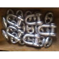 Buy cheap electro galvanized anchor shackle 12.5mm from wholesalers
