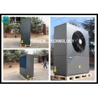 China HAVC Residential Heat Pump System , Indoor Electric Air Source Heat Pump wholesale