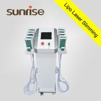 China CE Approval Lipo Laser Slimming Machine Body Firming & Cellulite Treatment wholesale