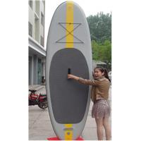 Buy cheap Leakage Proof Sup Race Boards , Inflatable Sup Stand Up Paddle Board For Bays from wholesalers