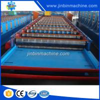 China Corrugated metal Roof Panel Roll Forming Machine wholesale