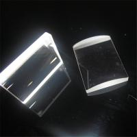 China BK7 Glass OEM Optical Plano Concave Cylindrical lenses with AR coating wholesale