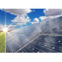 China Household Roof Solar Pv Modules Original Model Flame Resistant Back Sheet wholesale