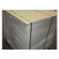 China Both Sides White Coated Duplex Board on sale
