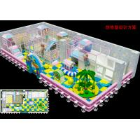 China Home Play Area Soft Indoor Playground Equipments Naughty Palace Indoor Playground wholesale